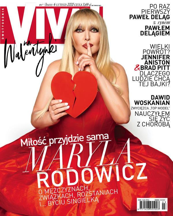 Maryla Rodowicz, Viva! 3/2020