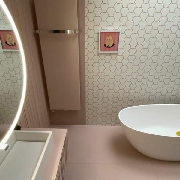 Marzena Rogalska łazienka