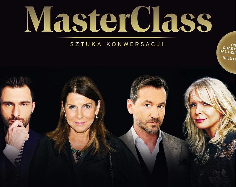 MasterClass. Sztuka Konwersacji, Katarzyna Kolenda-Zaleska, Piotr Kraśko, Mateusz Hładki