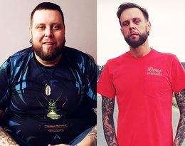 Mateusz Big Boy Borkowski z Gogglebox schudł ponad 150 kg!