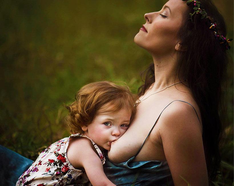 Matki karmiące piersią