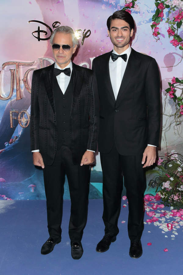 Matteo Bocelli: kim jest syn Andrea Bocelli?