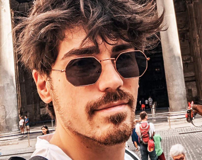 Matteo Brunetti, NIE WYKORZYSTYWAĆ PONOWNIE