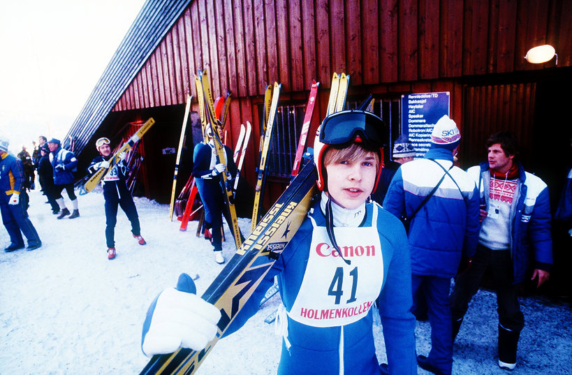 Matti Nykanen, 1982 rok
