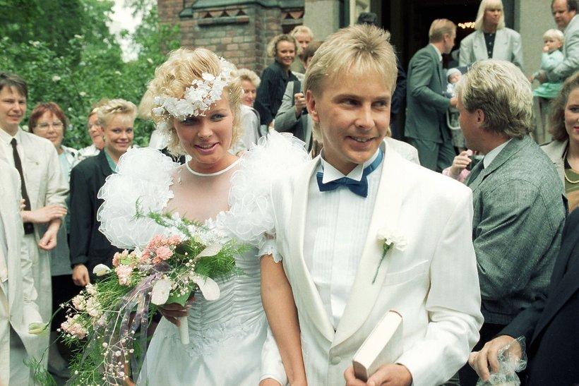 Matti Nykänen żoną