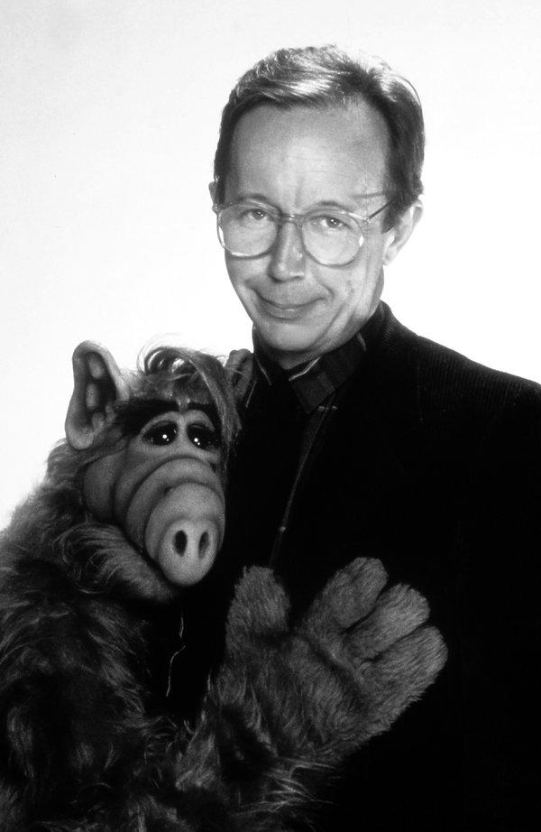 Max Wright, Alf