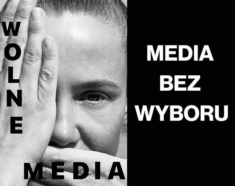Media bez wyboru. Gwiazdy wsparły protest mediów