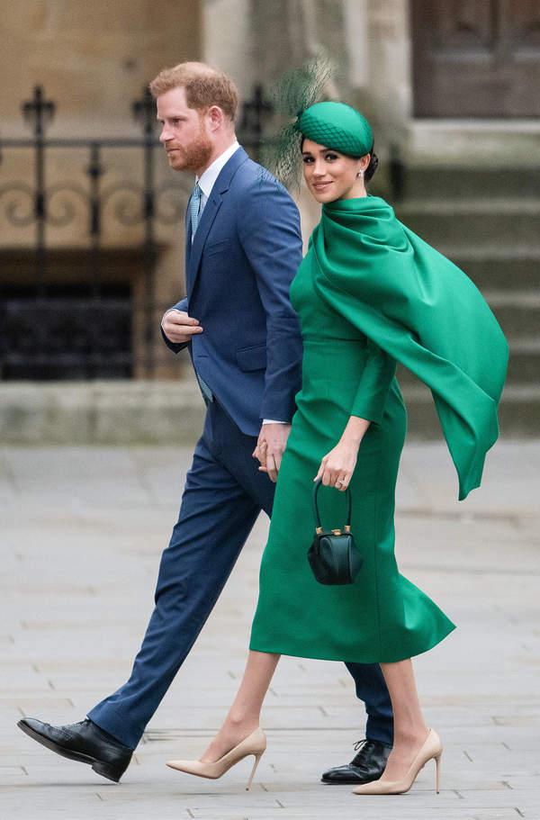 Meghan i Harry odchodzą z rodziny królewskij