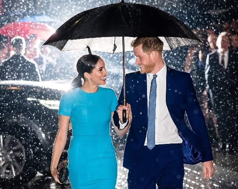 Meghan i Harry tytuły książęce