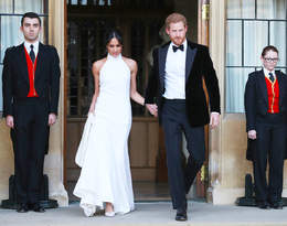 Suknia ślubna Meghan Markle na wyprzedaży! Teraz kupisz ją za 60 procent ceny
