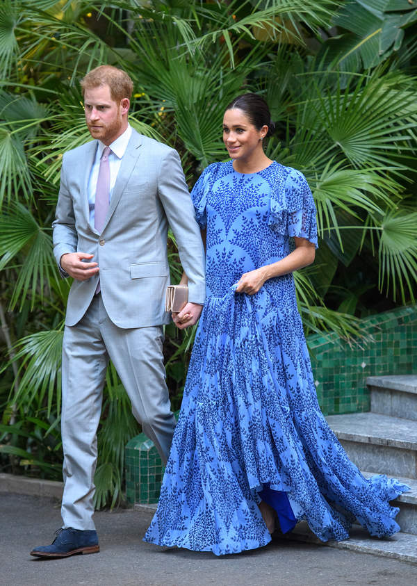 Meghan Markle i książę Harry dołączyli do scjentologów?