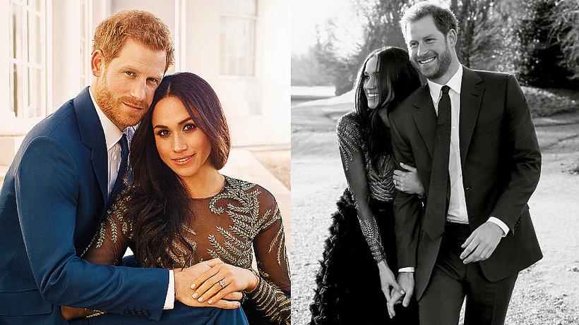 Meghan Markle i książę Harry, ślub księcia Harry'ego