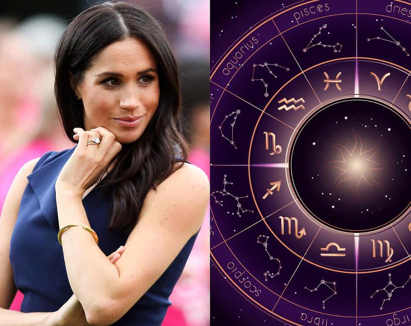 Meghan Markle - jaki ma znak zodiaku?