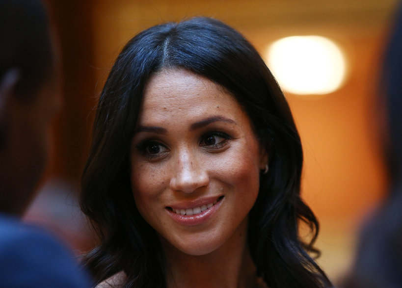 Meghan Markle, książę Harry, nagrody Queen's Young Leaders
