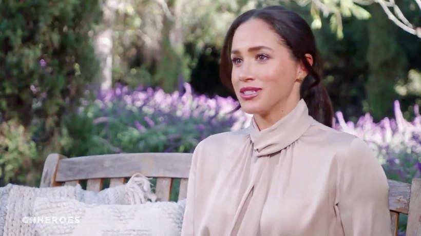 Meghan Markle, księżna Meghan, CNN
