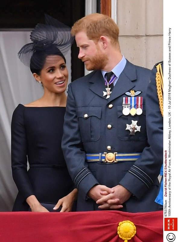 Meghan Markle, księżna Meghan, książę Harry