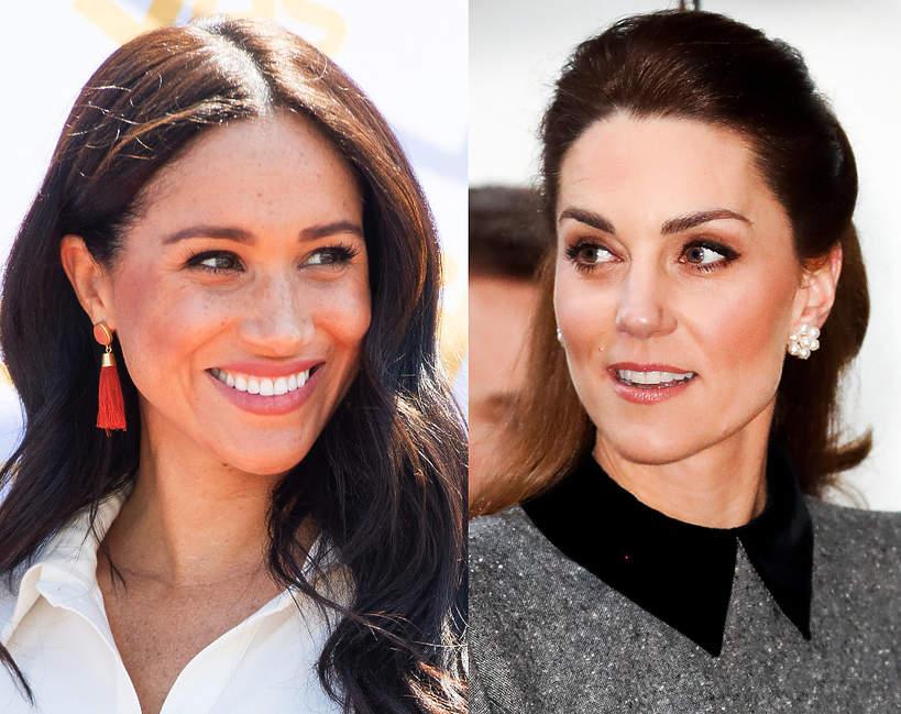 Meghan Markle nagrywała swoje rozmowy z księżną Kate?