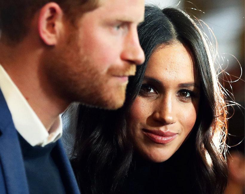 Meghan Markle nie zaprosiła na ślub swojego ojca, Meghan Markle, książę Harry, ślub