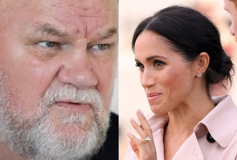 meghan markle, thomas markle fb
