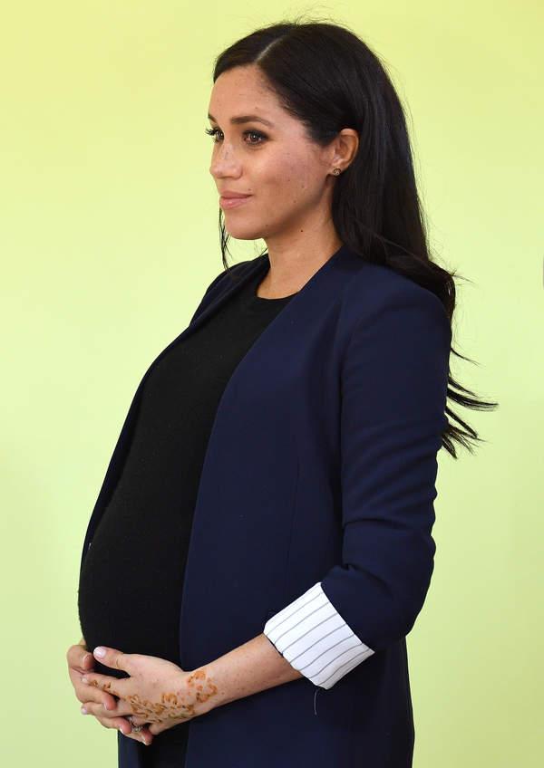 Meghan Markle w ciąży. Kiedy poród?