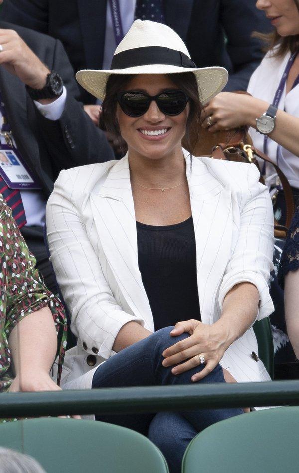Meghan Markle, Wimbledon