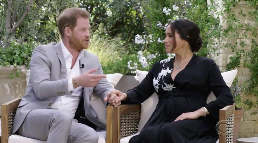 Meghan w wywiadzie u Oprah