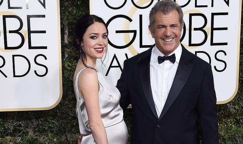 Mel Gibson został ojcem... po raz dziewiąty