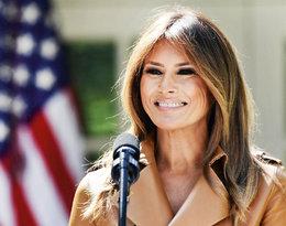 Melania Trump idzie w ślady Michelle Obamy?