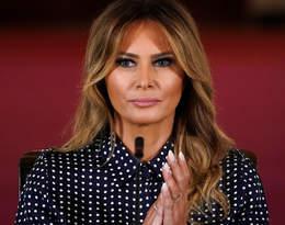 Oświadczenie Melanii Trump. Pierwsza dama USA żegna się z Białym Domem
