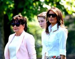 Kim jest teściowa prezydenta USA? Jej życie nie było usłane różami...