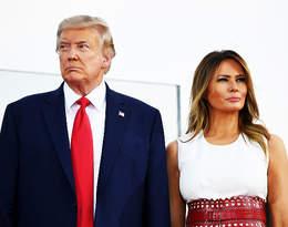 To koniec ich małżeństwa? Melania Trump porzuciłaDonalda Trumpa?!