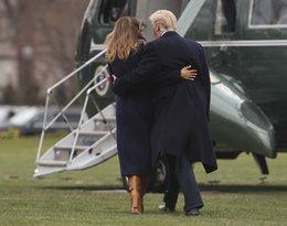 Melania Trump, Donald Trump, Wpadki Melanii Trump