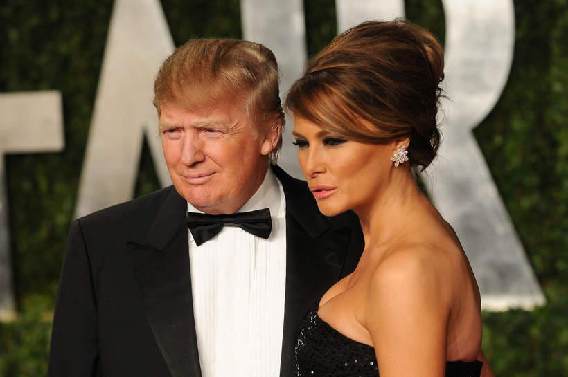 Melania Trump i Donald Trump rozwodzą się?