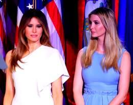Kłótnia Melanii i Ivanki Trump! Kobiety prezydenta USA walczą ze sobą...