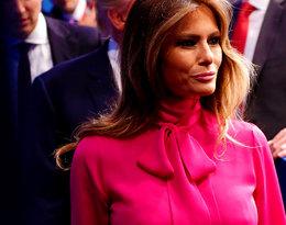 Pierwsza Dama Ameryki ma swojego sobowtóra?! Internauci mają dowody, że to nie Melania ostatnio towarzyszyła mężowi