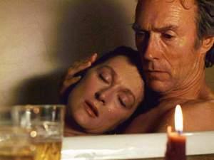 Meryl Streep i Clint Eastwood