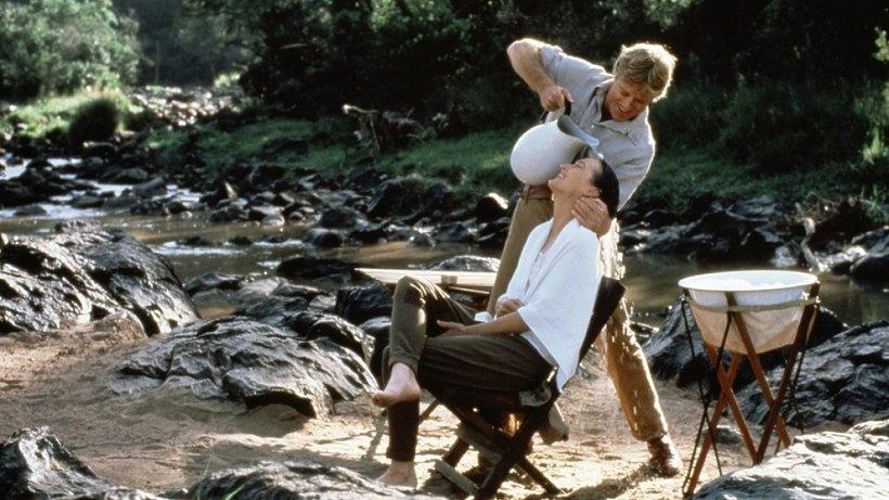 Meryl Streep i Robert Redford