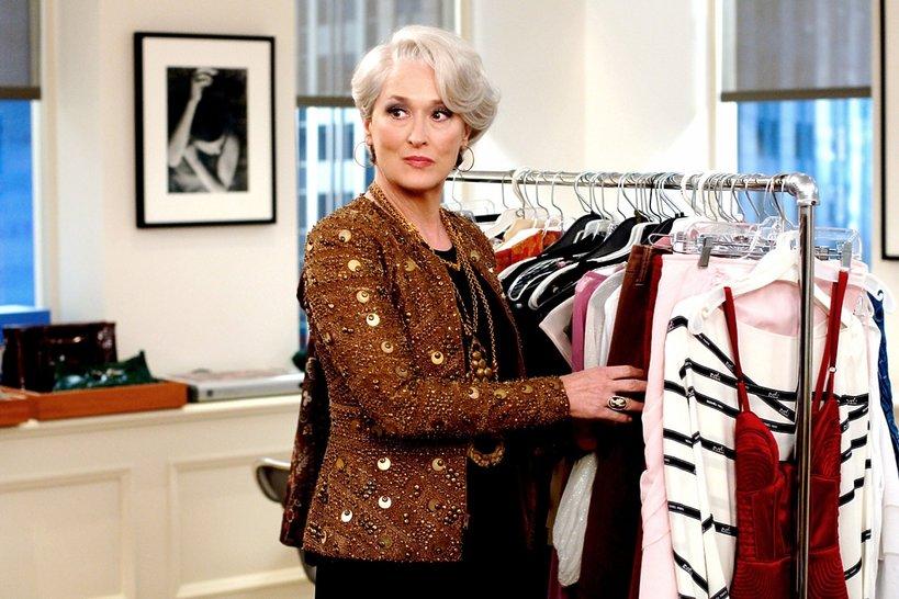 Meryl Streep jako Anna Wintour