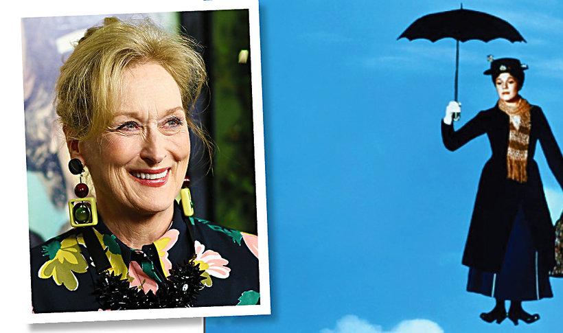 Meryl Streep, Mary Poppins