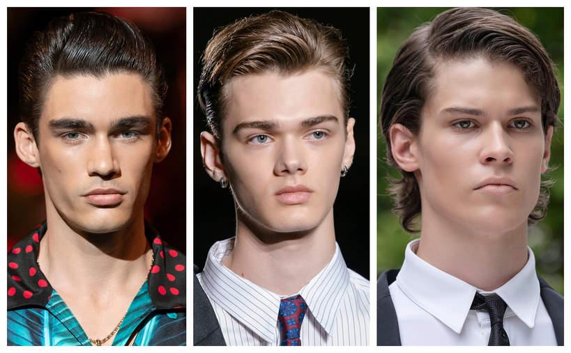 Męskie fryzury trendy na wiosnę i lato 2020