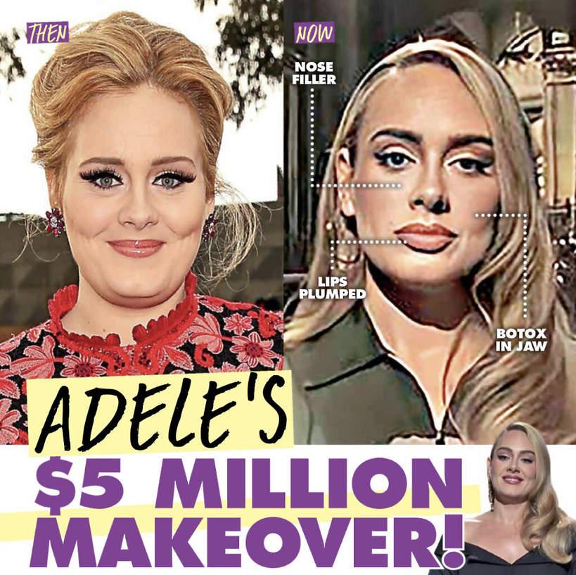 Metamorfoza Adele