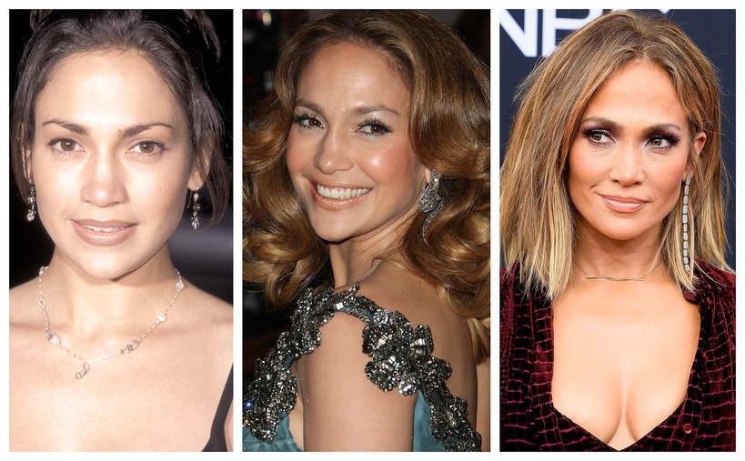 Metamorfoza Jennifer Lopez