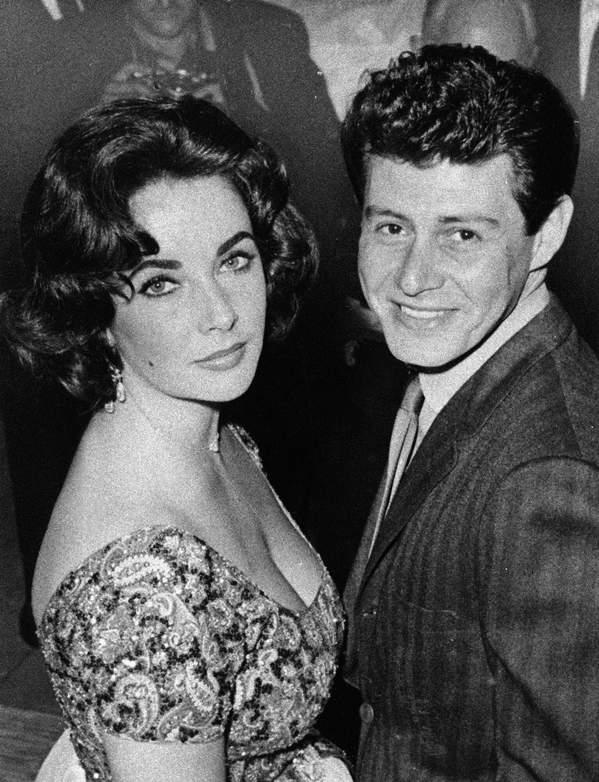 Mężowie Elizabeth Taylor: Eddie Fisher