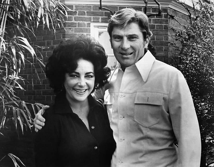 Mężowie Elizabeth Taylor: John Warner