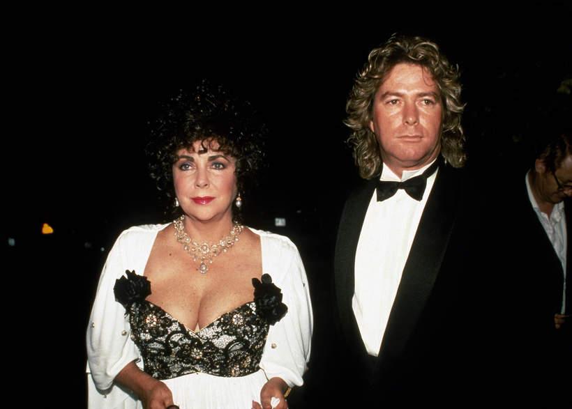 Mężowie Elizabeth Taylor: Larry Fortensky