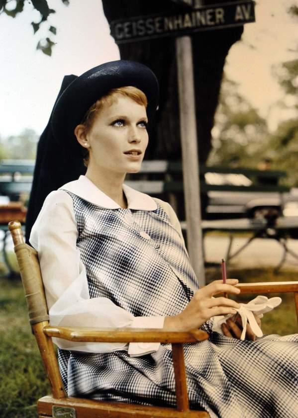 Mia Farrow Dziecko Rosemary