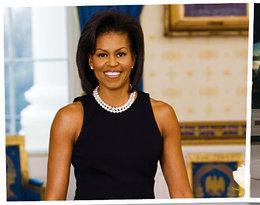 Ulubienica Stanów Zjednoczonych -Michelle Obama - kończy dziś 56 lat!