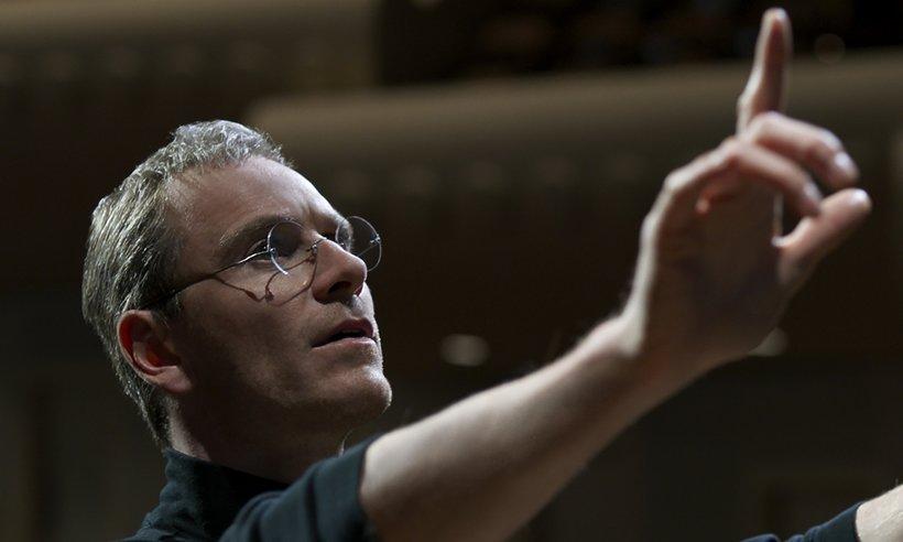 Michael Fassbender jako Steve Jobs