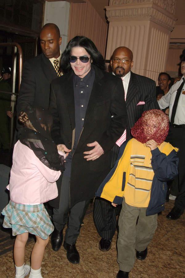 Michael Jackson dzieci