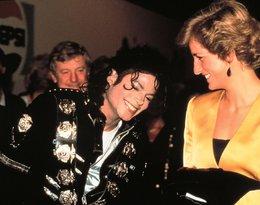 Michael Jackson i księżna Diana